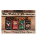 Whisky The world of Whisk(e)ys - dárkové balení