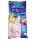 Treska aljašská filety mražená Nowaco