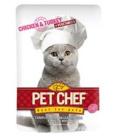 Kapsičky pro kočky Pet Chef