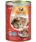 Konzerva pro kočky Propesko
