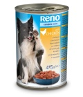 Konzerva pro psy Reno
