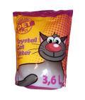 Stelivo pro kočky silikátové Happy Cool Pet