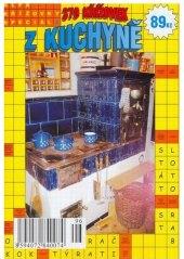Kniha 379 křížovek z kuchyně