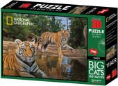 3D puzzle National Geographic