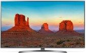 4K Ultra HD SMART LED televize LG 55UK6750PLD