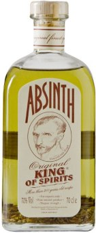 Absinth King of Spirits L'OR special drinks
