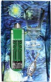 Absinth Staroplzenecký L'OR special drinks - dárkové balení