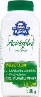 Acidofilní mléko Kunín