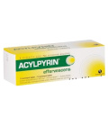 Tablety proti chřipce a bolesti Acylpyrin