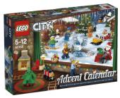 Adventní kalendář Lego City