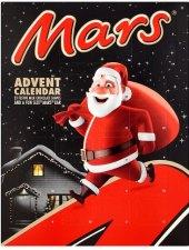 Adventní kalendář Mars