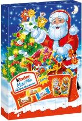 Adventní kalendář Mini Mix Kinder