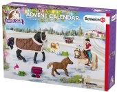 Adventní kalendář Schleich