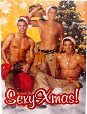 Adventní kalendář Sexy muži