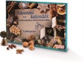 Adventní kalendář suchých plodů s překvapením Poex