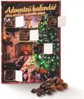 Adventní kalendář sušené ovoce a ořechy