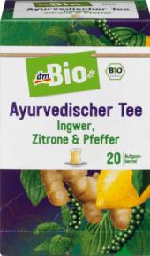 Ajurvédský čaj dm Bio