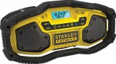 Aku rádio s bluetooth Stanley Fatmax FMC770B
