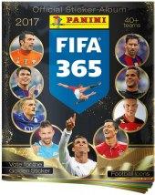 Album s nálepkami Panini Fifa 365
