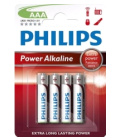 Baterie alkalické Power Alkaline Philips