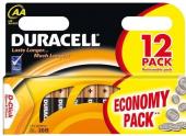 Baterie alkalické Basic Duracell