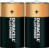 Baterie alkalické Plus Power Duracell