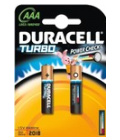 Baterie alkalické Turbo Duracell