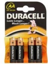 Baterie alkalické Duracell