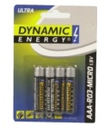 Baterie alkalické Dynamic Energy