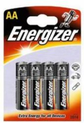 Baterie alkalické Energizer