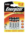 Baterie alkalické Ultra+ Energizer