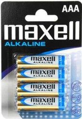 Alkalické baterie Maxell