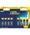 Baterie alkalické Energy Varta
