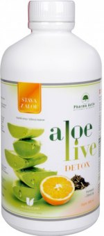 Doplněk stravy Detox AloeLive Pharma Activ
