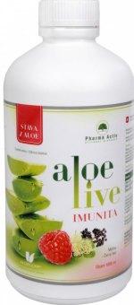 Doplněk stravy Imunita AloeLive Pharma Activ