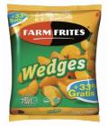 Brambory americké mražené Farm Frites