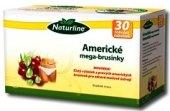 Doplněk stravy americké mega-brusinky Naturline
