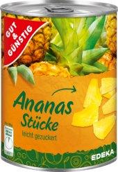Ananas Gut&Günstig Edeka