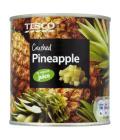 Ananas konzervovaný Tesco