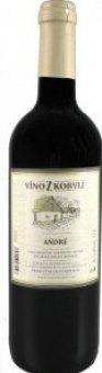 Víno André Víno z Kobylí
