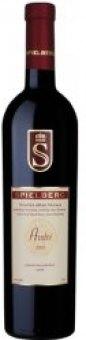 Víno André Spielberg - pozdní sběr