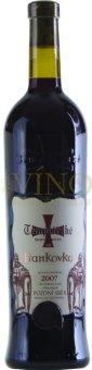 Víno André Templářské sklepy Čejkovice