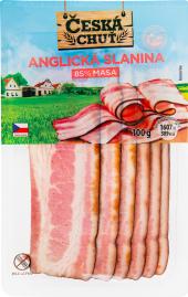 Anglická slanina Česká Chuť