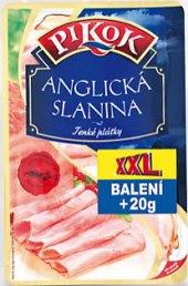 Anglická slanina Pikok