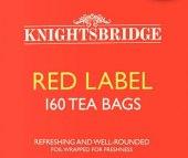 Čaj anglický Red Label Knightsbridge