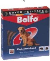 Obojek pro psy antiparazitní Bolfo
