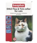 Obojek antiparazitní pro kočky Diaz Beaphar
