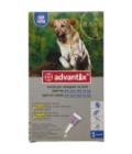 Pipety pro psy antiparazitní Advantix