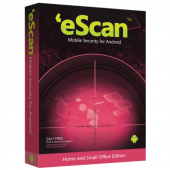 Antivirový software eScan ES-AND-MS1-1Y