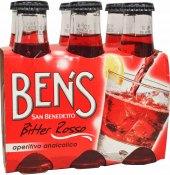 Aperitiv Bitter Rosso nealkoholický Ben's
